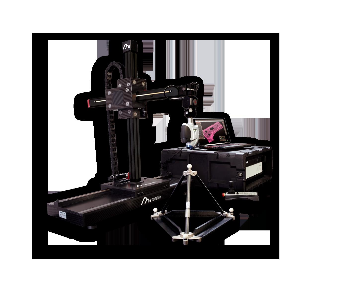 Diseño Y Fabricación De Máquinas De Medición Por